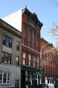 Kennedy Hall, Troy, NY.  25 Mar 2008.