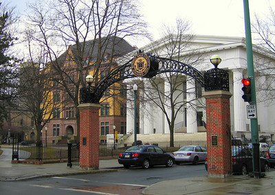 Russell Sage College, Troy, NY. 26 Mar 2008.