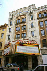 Proctor's Theatre, Troy, NY. 27 Mar 2008.