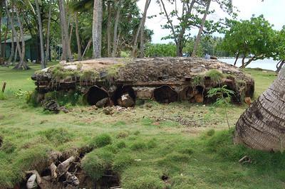 Jap Bunkers