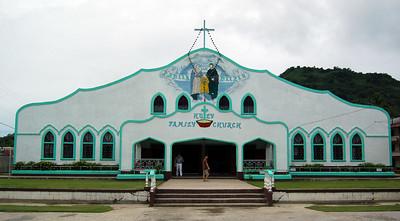 Holy Family Church, Truk