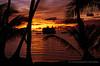 Sunset at the Blue Lagoon Resort Truk Lagoon 2010