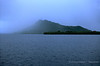 A Misty, Rainy & 'Blue' Kind of Day in Truk Lagoon