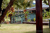 Grounds of the Blue Lagoon Resort, Truk Lagoon