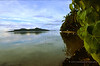 Quiet Morning onTruk Lagoon, Micronesia 2010