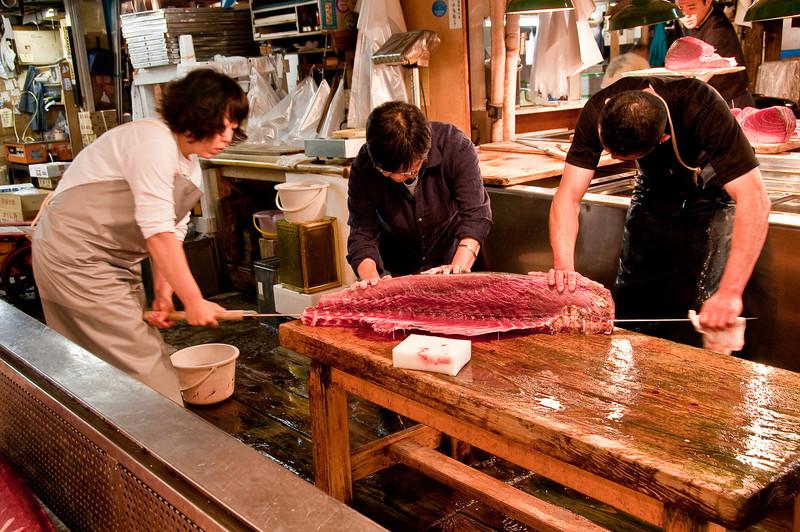 Tsujiki Fish Market-33