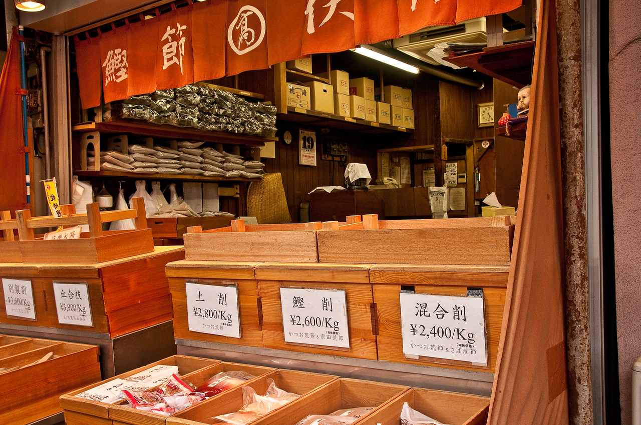 Tsujiki Fish Market-1