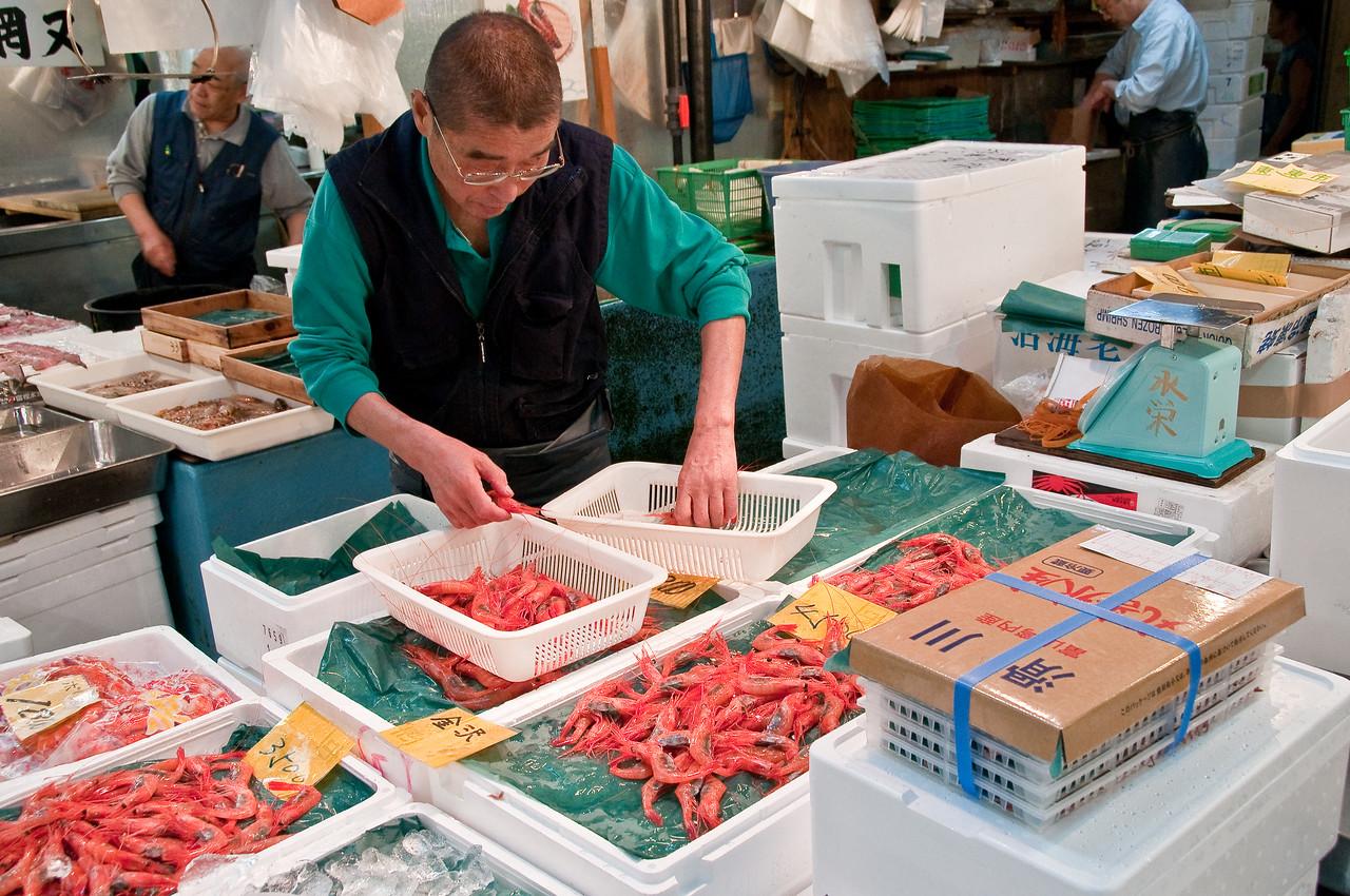 Tsujiki Fish Market-20