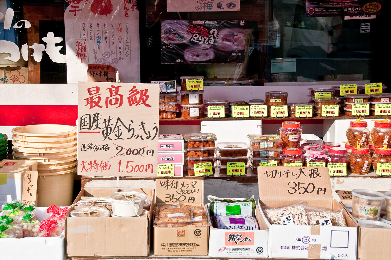 Tsujiki Fish Market-39