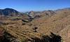 Mt. Lemmon road view.