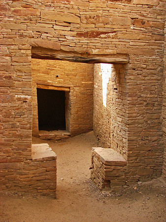 Tucson, AZ - Chaco Canyon, NM