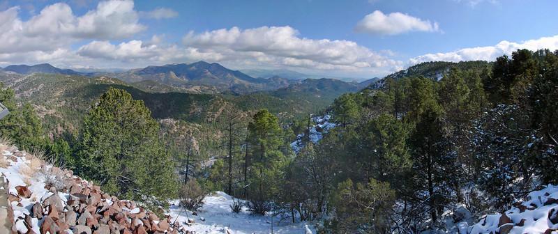 Coronado Trail