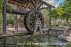 Waterwheel at the Zoo