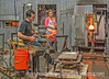 Glassblowing at the Philabaum