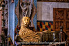 Carved Lion in Mission San Xavier del Bac