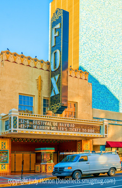 Old Fox Theater in Tucson