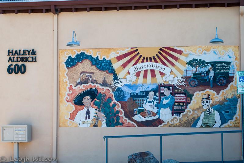 Tucson Street Art<br /> Tucson Bike Tour