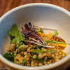 Marana Gastronomy Tour<br /> Ritz Carlton Dove Mountain<br /> Heritage Grain Salad