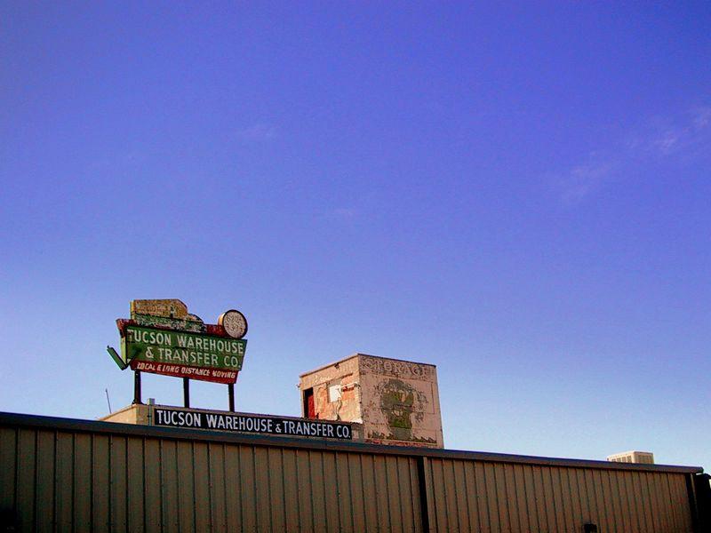 Tucson, April 2002