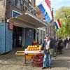 Cheese market, Edam, The Netherlands