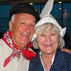 Ned & Roberta celebrating Roberta's Dutch heritage.