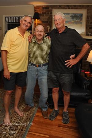 Eric, Robert, Chris