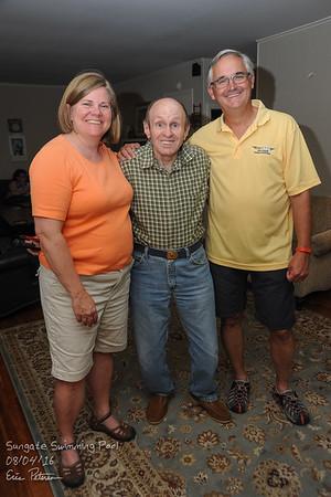 Rob, Eric & Sue