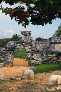 Passageway In Ruins