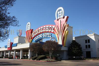 The Horseshoe Casino/Hotel, Tunica, Mississippi