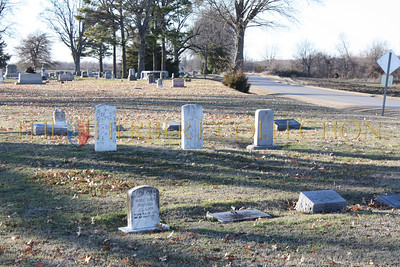 an old cemetary in Tunica Mississippi