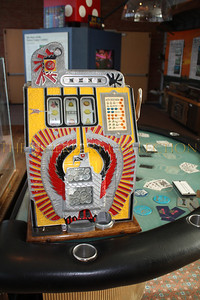 Slot machine from the 1930's