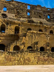 El Djem - Coliseu Romano