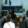 Famous Cafe Nattes in Sidi Bou Said