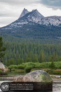 Cathedral Peak - Tuolumne Meadows, CA