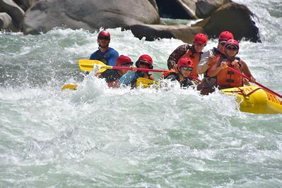 Tuolumne River Rafting
