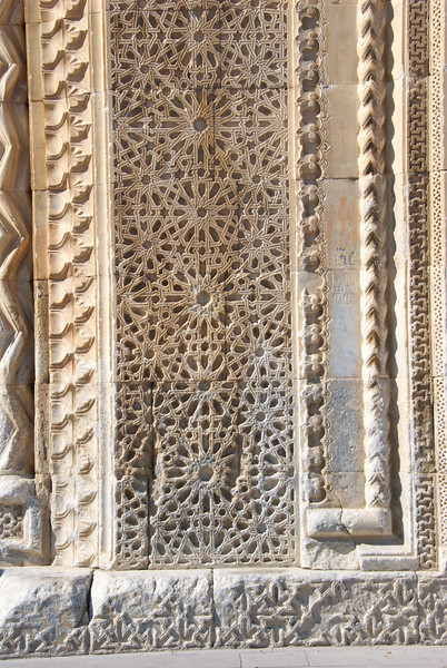 Architectural Detail, Sultanhani Caravanserai, Aksaray