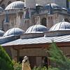 Domes, Mervlâna Museum, Konya