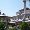 Inner Courtyard, Mervlâna Museum and Mausoleum, Konya