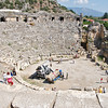 The Amphitheater, Myra