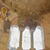 Frescoes and Arched Window, Church of St. Nicholas, Demre (Myra)