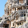 Lycian House-Cut Rock Tombs, Myra