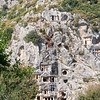 Lycian Rock-Cut Tombs, Myra