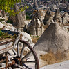 Fairy Chimneys in the Göreme Valley, Cappadocia