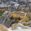 The Göreme Valley, Cappadocia