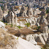 Fairy Chimneys, Göreme Valley, Cappadocia