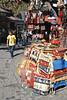 Vendor outside Grand Bazaar, Istanbul