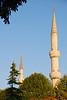 Minarets, Istanbul