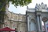 Treasury Gate, Dolmabahçe Sarayl (Palace), Istanbul