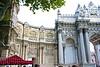 Treasury Gate, Dolmabahçe Sarayl, Istanbul