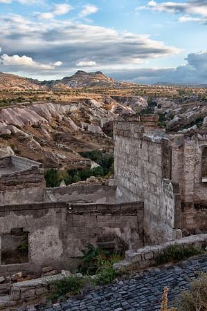 Uchisar, Cappadocia region, Turkey